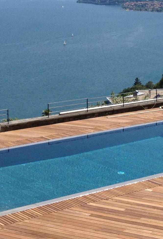 Ferienhaus am Lago Maggioro
