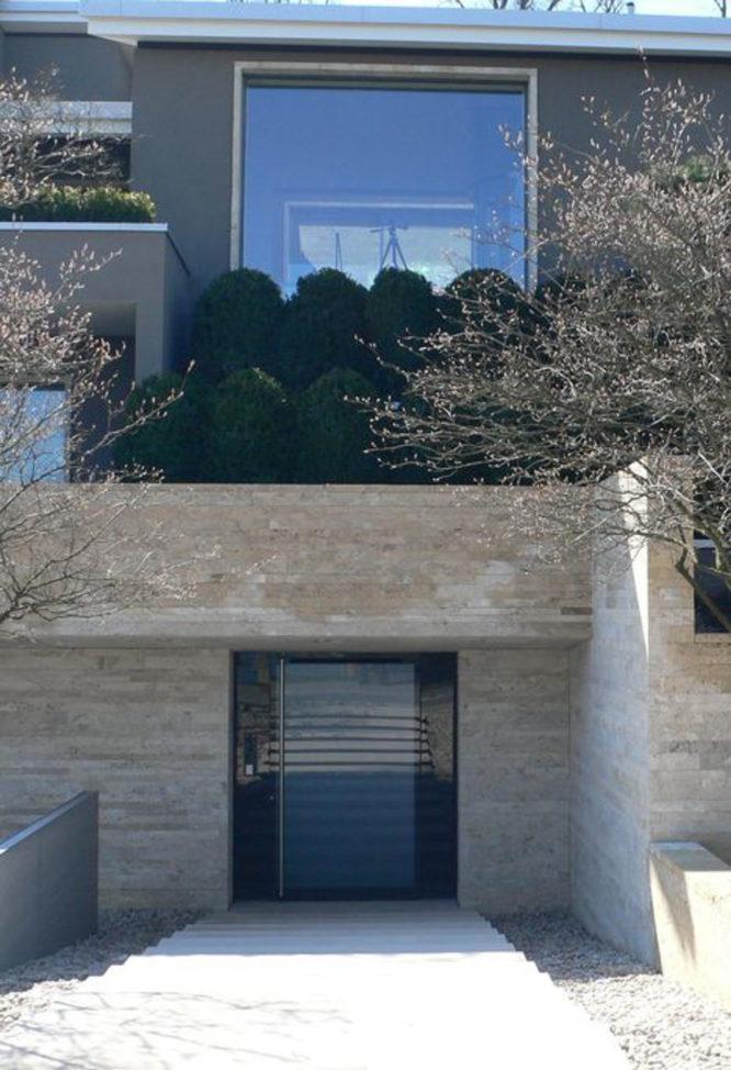 Villa G Fassade / Outside