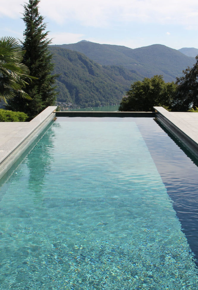 Villa bei Lugano